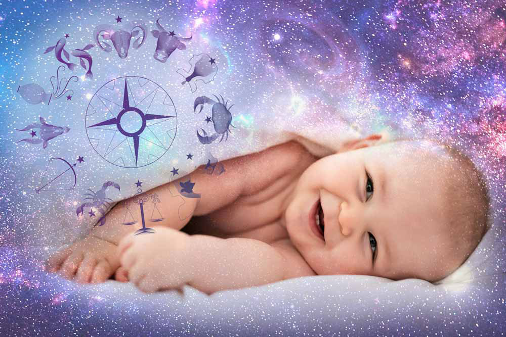astrology baby birth lead
